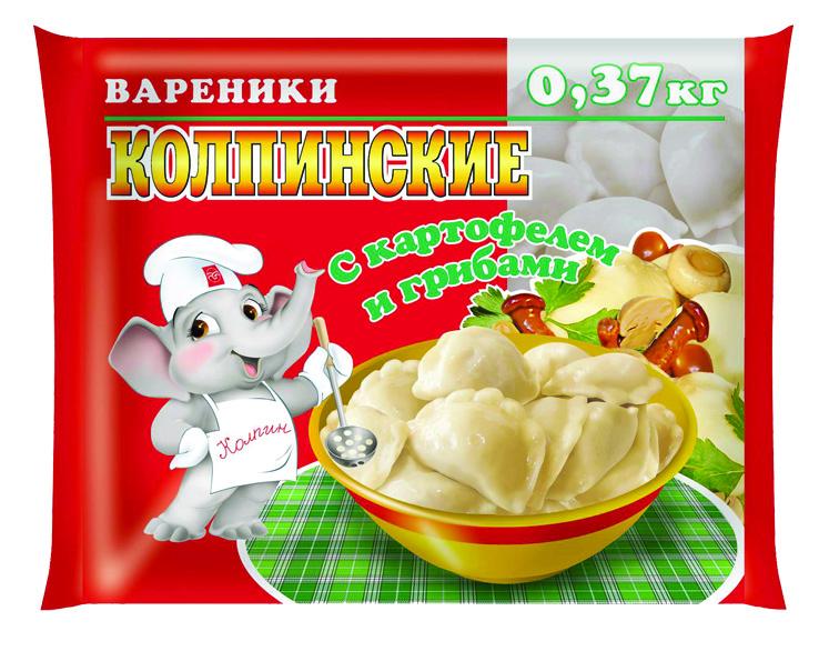 Вареники Колпин