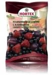 замороженные фрукты - фруктовая смесь