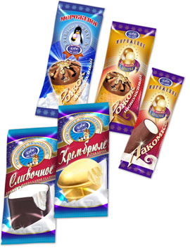 мороженое оптом