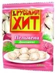 Производство полуфабрикатов - пельмени Русский хит