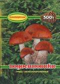 замороженные грибы - подосиновики